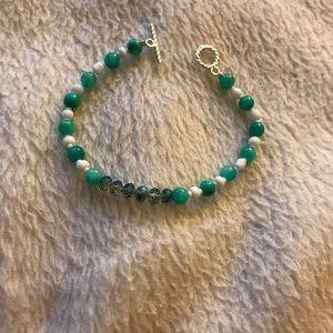 Bracelet glass beads